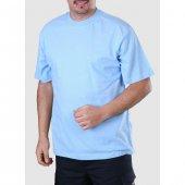 T Shirt İş Elbiseleri Tişört Sıfır Yaka