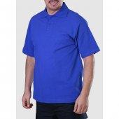 Gömlek Yaka Lakost Tişört İş Elbiseleri