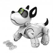 ışıklı Ses Tanıma Özellikli Sevimli Robot Köpek