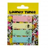 Notıx Looney Ka R Fp Looney Tunes Yapışkanlı Ayraç 4lü 15x50 Pas