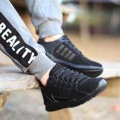 Solymar 816 Siyah Erkek Spor Ayakkabı