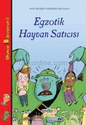 Egzotik Hayvan Satıcısı Okumayı Seviyorum 2 Dizisi