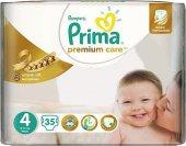 Prima Premium Care Bebek Bezi 4 Beden Maxi 8 14 Kg 35 Adet