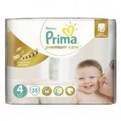 Prima Premium Care Bebek Bezi Jumbo 4 No.8 14 Kg 56 Adet