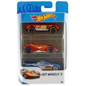 Hot Wheels Üçlü Araba Seti Model 69