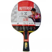 Butterfly Zhang Jike Masa Tenisi Raketi (85085s)