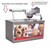 Empero Saray Ve İzmir Lokma Makinesi Tezgahı
