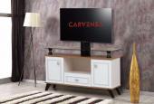 Carvensa İnci Lüx Tv Sehpası Derinlik 110 Yükseklik 61 Cm