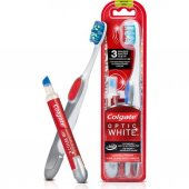 Colgate Diş Fırçası 360 Optik Beyaz + Actis Beyazlatıcı Kalem