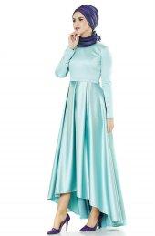 c5c671a80b570 Fashion Night Abiye Elbise-gül Kurusu 2224-53 - ePttAVM