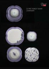 Aryıldız Orient 24 Parça Yemek Takımı Lavander