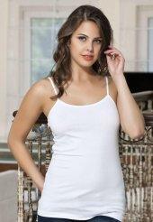 Donwear 2259 Extra Uzun İp Askılı Bayan Atlet
