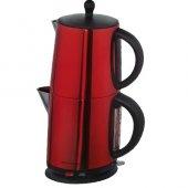 Awox Demplus Paslanmaz Çelik Çay Makinesi