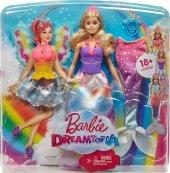 Prenses Barbie Denizkızı Balerin Fmv91 Fjd08