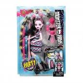 Monster High Draculaura Bebek Saç Partisi Dvh36