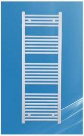 Havlupan 40x150 Cm. Beyaz Düz Banyopan Havlu Radyatör