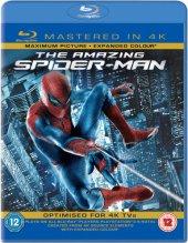 The Amazing Spider Man İnanılmaz Örümcek Adam 4k Blu Ray