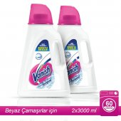 Vanish Kosla Oxi Action Beyaz 3000 Ml X 2 Adet
