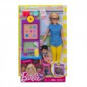Barbie Öğretmen Oyun Seti Dhb63 Fjb29