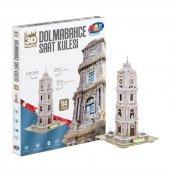 Maket Saat Kulesi (Dolmabahçe) 3d Maket Puzzle