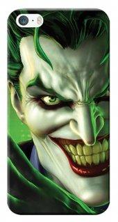 Iphone 5 5s Se Kılıf Silikon Baskılı Joker Stk 596