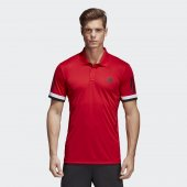Adidas Cd6669 Club 3str Polo Erkek Polo T Shirt