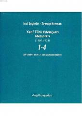 Yeni Türk Edebiyatı Metinleri Seti (5 Cilt) İnci Enginün Dergah Yayınları