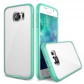 Verus Samsung Galaxy S6 Crystal Mixx Kılıf Mint