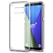 Vrs Design Samsung Galaxy S8 Crystal Mixx Kılıf Clear