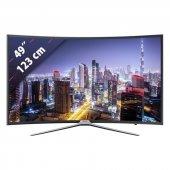 Samsung Ue49m6399 Curved Full Hd Smart Led Tv İthalatçı Garantili