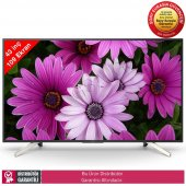 Sony Kd43xf7596 4k Ultra Hd Android Smart Led Tv