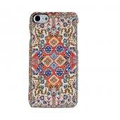 Wachikopa Apple İphone 7 8 Kapak Rumi El Yapımı Kilim Desenli K