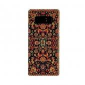 Samsung Galaxy Note 8 Kapak Malabadi El Yapımı Kilim Desenli Kuma