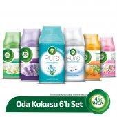 Air Wick Oda Kokusu Freshmatic Makine Yedek Spreyi 6 Al 4 Öde