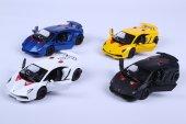 4lü Lamborghini Sesto Elemento Metal Araba 1 34 Olcek