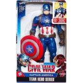 Captain America Civil War Titan Hero Elektronik Captain America