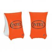 Intex Deniz Havuz Plaj Sahil Kırmızı Kolluk 30x15 Cm