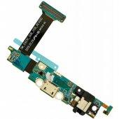 Samsung Galaxy S6 Edge G925 Şarj Board Flex