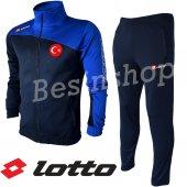 Lotto Suıt Solista Iı Fz Pl Camp Eşofman Takımı R4225 Milli Takım