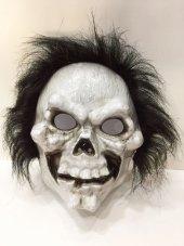 Saçlı Kurukafa Maskesi