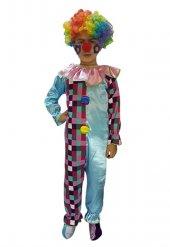 çocuk Tulum Palyaço Kostümü