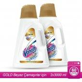 Vanish Kosla Leke Çıkarıcı Sıvı Gold 2x3000ml Beyazlar İçin