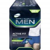Tena Emici Külot Men Plus Active Fit 30lu Large Erkek 5.5 Damla