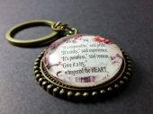 Sözlü Anahtarlık Cam Anahtarlık Resimli Anahtarlık İsimli Anahtarlık Sevgiliye Hediye Sevgili Anahtarlık
