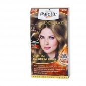 Palette Deluxe Saç Boyası 8.01 Küllü Açık Kumral