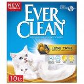 Ever Clean Less Trail Patilere Yapışmayan Topaklaşan Kedi Kumu 10