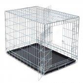 *trixie Katlanabilir Galvaniz Taşıma Kafesi 109x79x71 Cm