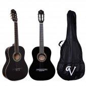 Victoria Klasik Gitar Seti Kılıf Ve Pena Hediyeli 3 4 Cg160bk