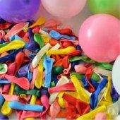 Su Balonu Karışık Renk 100 Adet