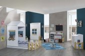 Farinay Sweet Home Genç Odası Montesori